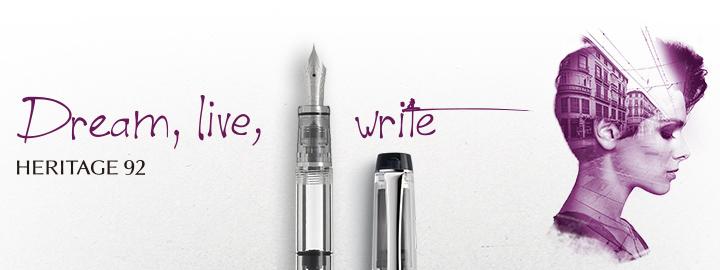 Pilot - Fine Writing - Heritage 92 White
