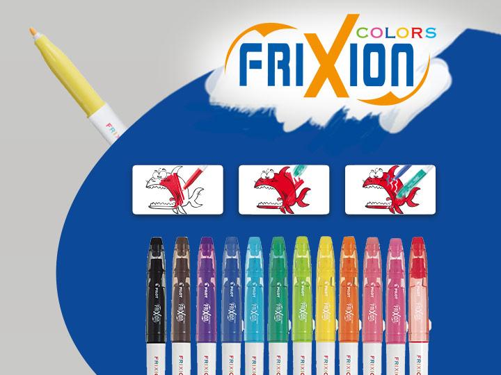 Pilot FriXion Colors Keçeli Kalem