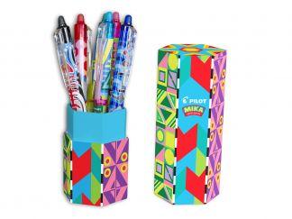 Frixion Frixion clicker 0.7 - MIKA Kalem Modülü - Farklı Renkler - Orta Uç