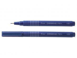 Drawing Pen Drawing Pen 0.3 - İnce Keçe Uçlu Kalem - Mavi - Orta Uç