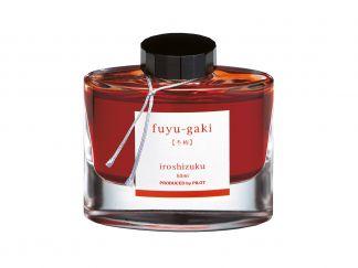 iroshizuku Mürekkep - Turuncu tonları - Fuyu-Gaki Turuncu - 50 ml
