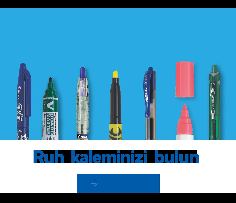 Ruh kaleminizi bulun